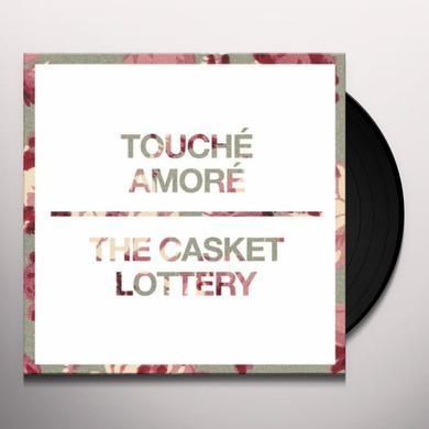 Touche Amore / Casket Lottery SPLIT 7 Vinyl Record