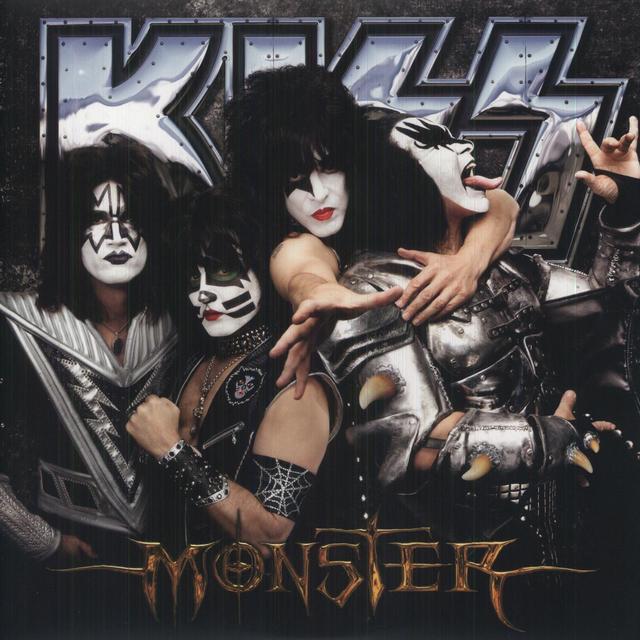 Kiss MONSTER Vinyl Record