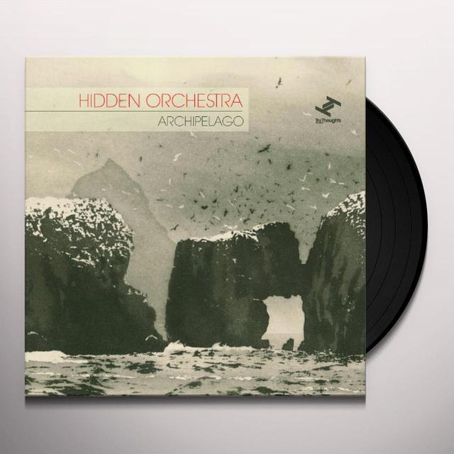 Hidden Orchestra ARCHIPELAGO Vinyl Record
