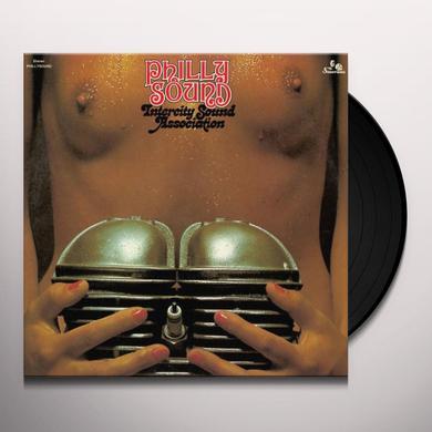 Intercity Sound Association PHILLY SOUND Vinyl Record