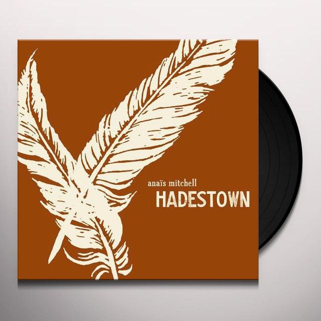 Anais Mitchell HADESTOWN Vinyl Record