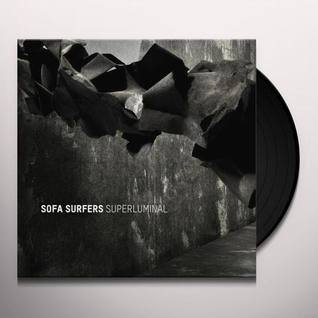 Sofa Surfers SUPERLUMINAL Vinyl Record