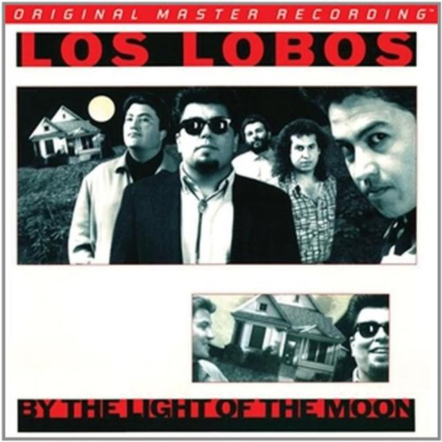 Lobos BY THE LIGHT OF THE MOON Vinyl Record