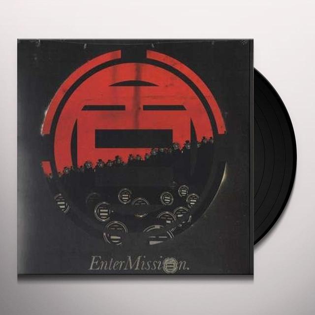 Black Opera ENTERMISSION Vinyl Record