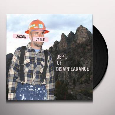 Jason Lytle DEPT OF DISAPPEARANCE (BONUS CD) Vinyl Record