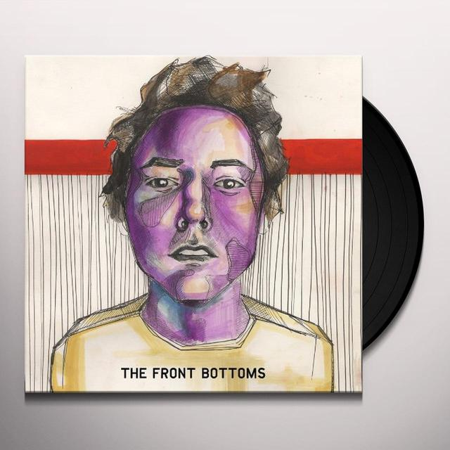FRONT BOTTOMS Vinyl Record - MP3 Download Included