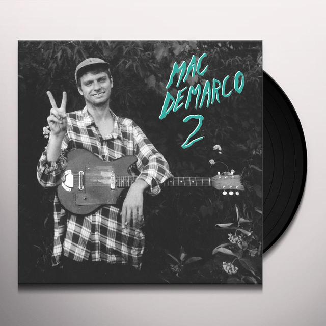 Mac Demarco 2 Vinyl Record - MP3 Download Included