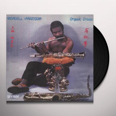 Wendell Harrison ORGANIC DREAM Vinyl Record - MP3 Download Included