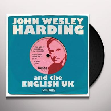 John Wesley Harding MAKING LOVE TO BOB DYLAN Vinyl Record