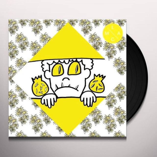 DEERHOOF / HALF WAIF (LAMC NO4) Vinyl Record