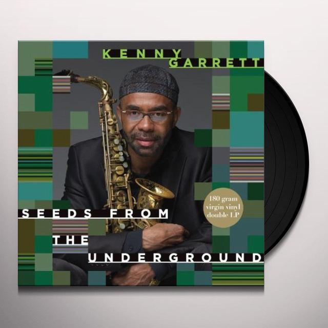 Kenny Garrett SEEDS FROM THE UNDERGROUND Vinyl Record