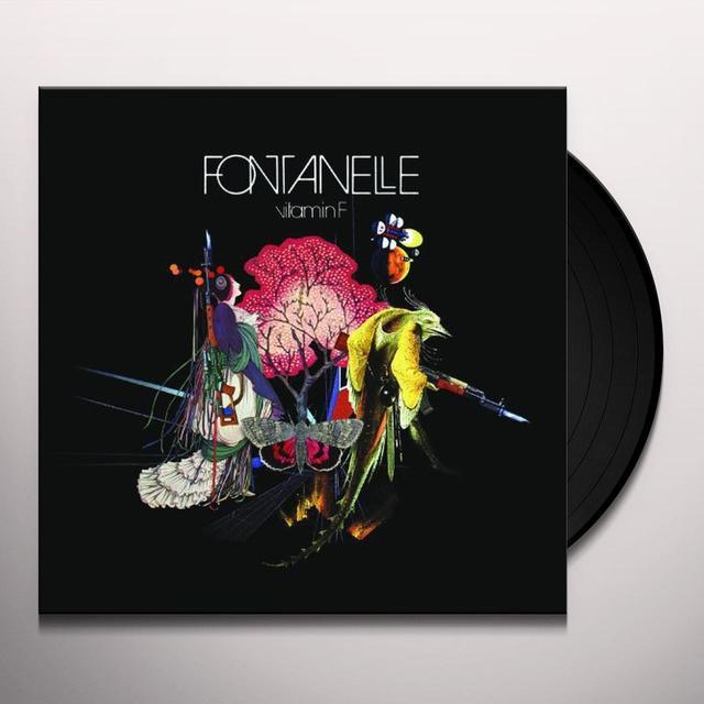Fontanelle VITAMIN F Vinyl Record