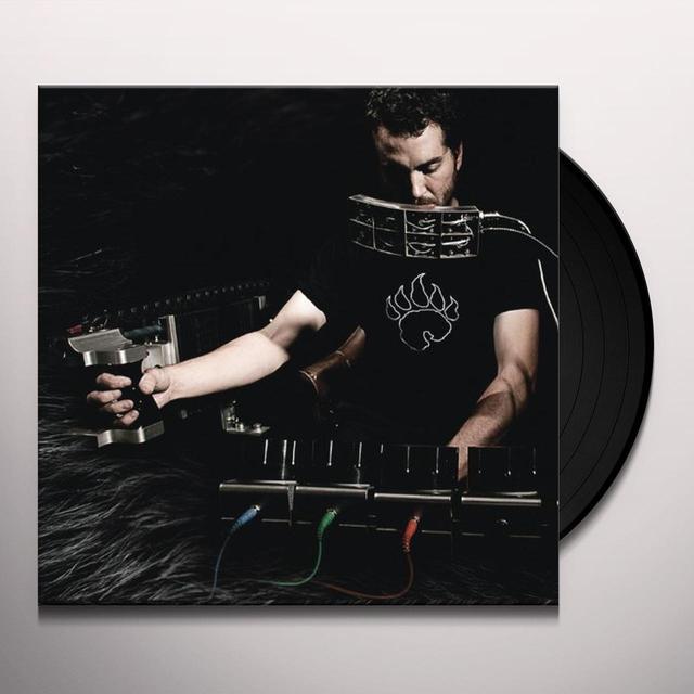 Author & Punisher URSUS AMERICANUS Vinyl Record