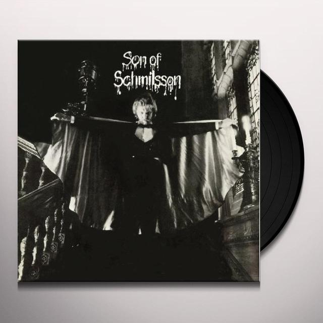 Harry Nilsson SON OF SCHMILSSON Vinyl Record - Holland Release