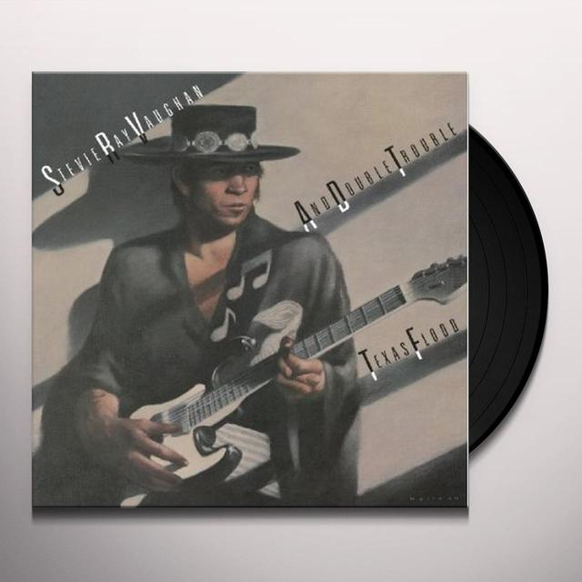 Stevie Ray Vaughan TEXAS FLOOD Vinyl Record - Holland Import