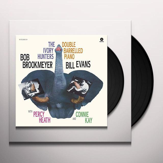 Bob Evans.Bill / Brookmeyer IVORY HUNTERS Vinyl Record