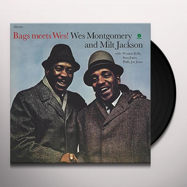 Wes Montgomery / Milt Jackson BAGS MEETS WES Vinyl Record