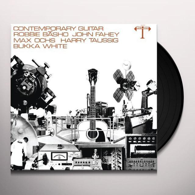 CONTEMPORARY GUITAR / VARIOUS Vinyl Record - 180 Gram Pressing