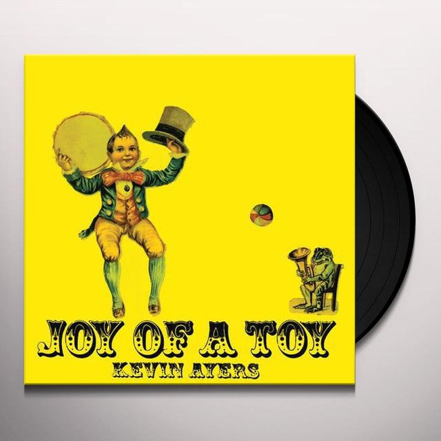 Kevin Ayers JOY OF A TOY Vinyl Record - 180 Gram Pressing