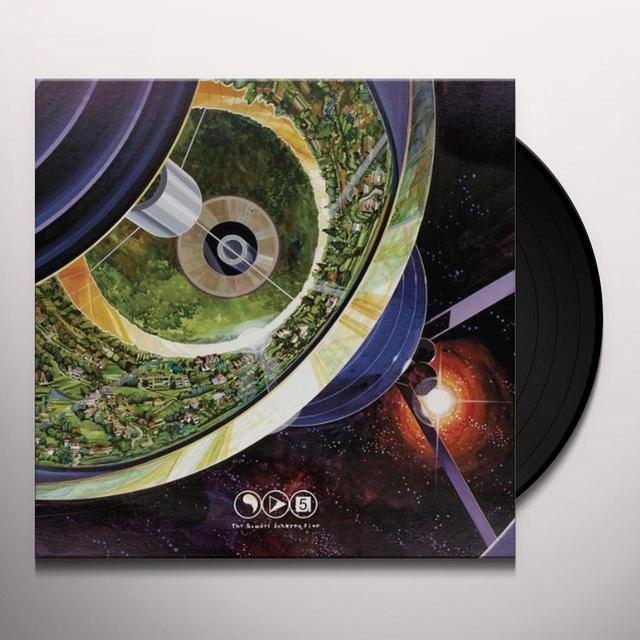 SAMUEL JACKSON 5 Vinyl Record