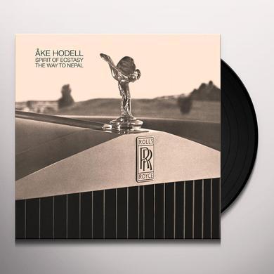 Ake Hodell SPIRIT OF ECSTASY / WAY TO NEPAL Vinyl Record