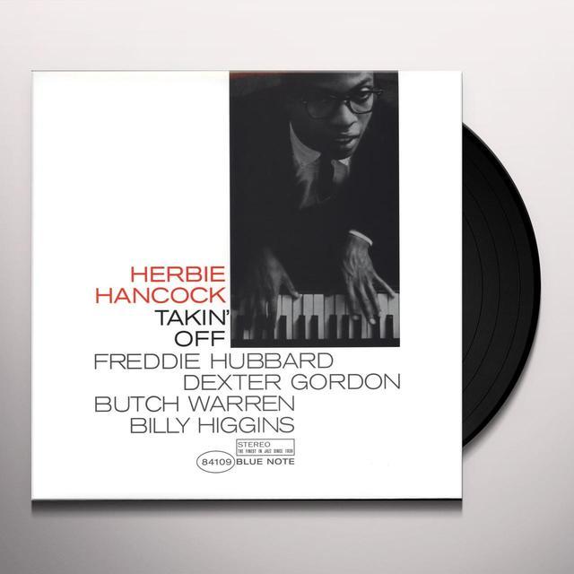 Herbie Hancock TAKIN OFF (REIS) (OGV) (Vinyl)