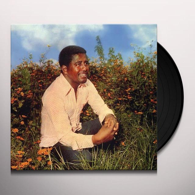 Mahmoud Ahmed ACCOMPANIED BY IBEX BAND Vinyl Record