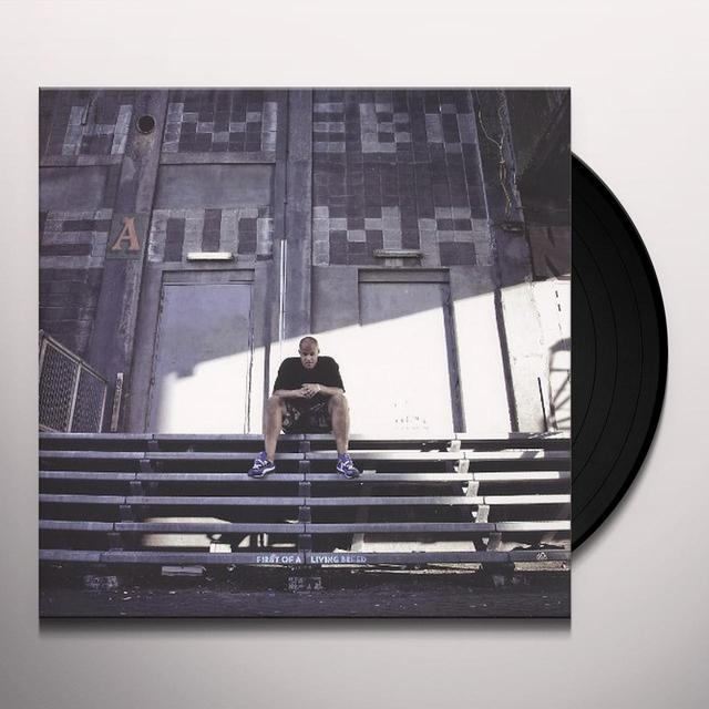 Homeboy Sandman FIRST OF A LIVING BREED Vinyl Record - Digital Download Included