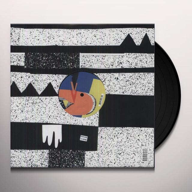 Alejandro Paz FREE (EP) Vinyl Record