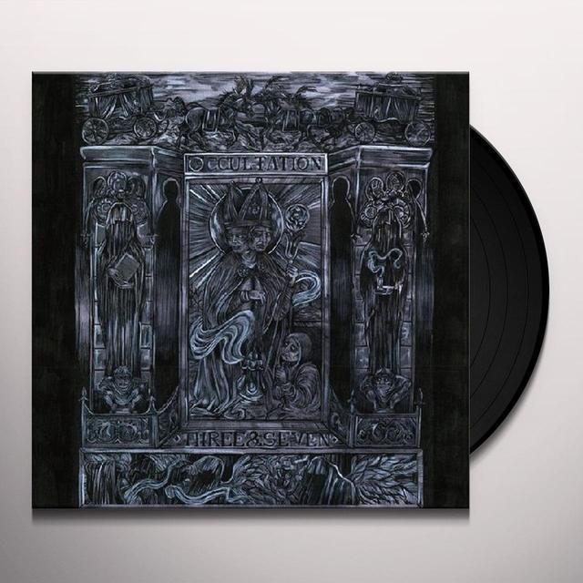 Occultation THREE & SEVEN Vinyl Record