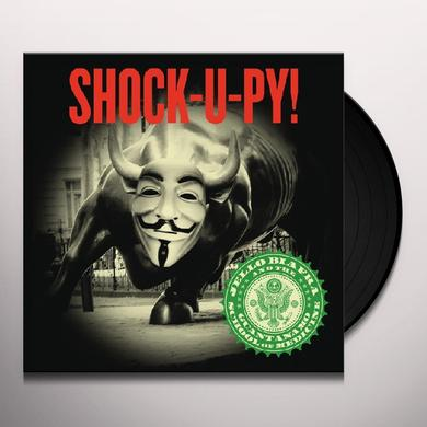 Jello Biafra & The Guantanamo School Of Medicine SHOCK-U-PY  (BONUS TRACK) (EP) Vinyl Record - 10 Inch Single, Digital Download Included