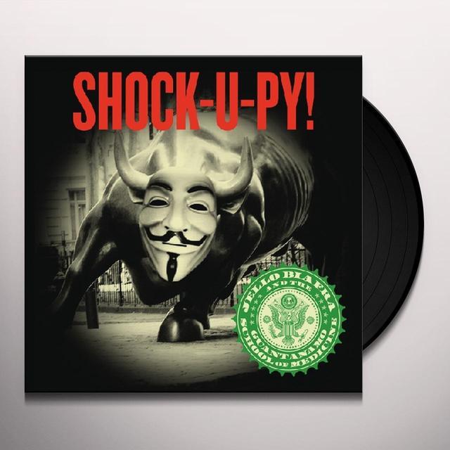 Jello Biafra / Guantanamo School Of Medicine SHOCK-U-PY Vinyl Record