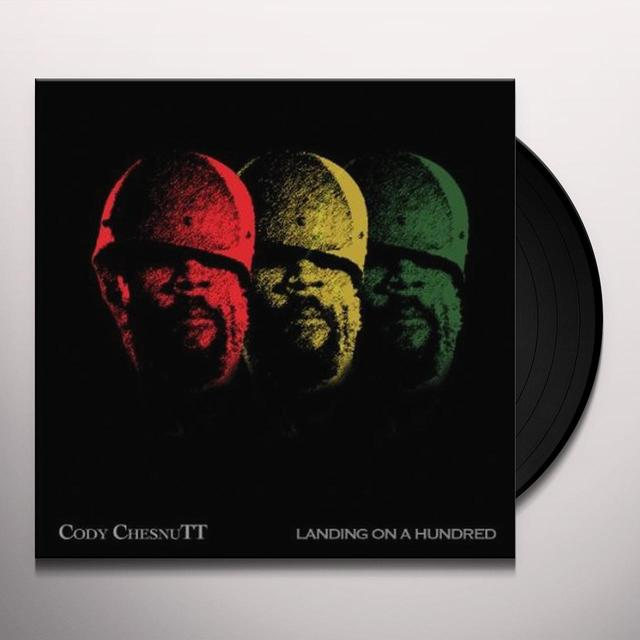 Cody Chesnutt LANDING ON A HUNDRED Vinyl Record
