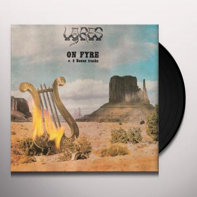 Lyres ON FYRE Vinyl Record