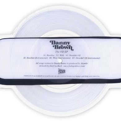 Danny Brown OD EP (PICT) (EP) (Vinyl)