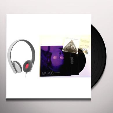Matmos GANZFELD Vinyl Record
