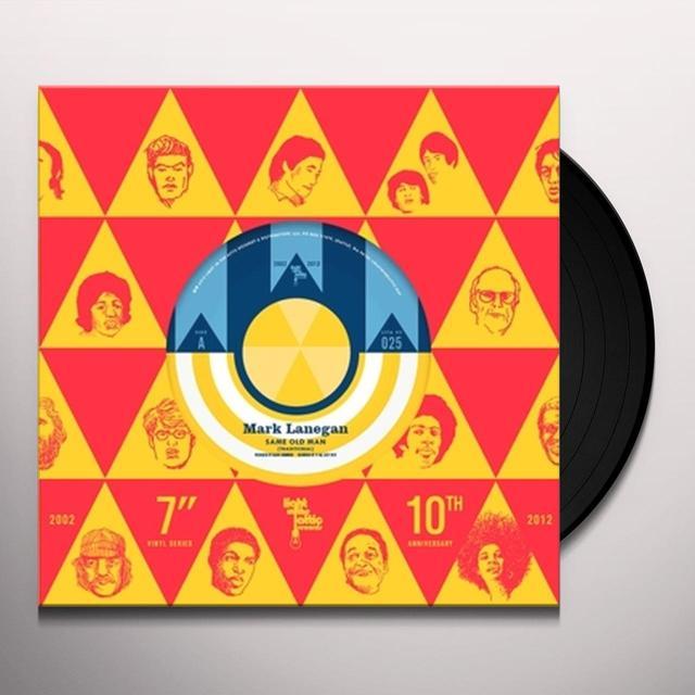 Mark Lanegen / Karen Dalton SAME OLD MAN Vinyl Record - Remastered, Reissue