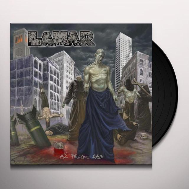 Lahar AZ PRIJDE CAS Vinyl Record