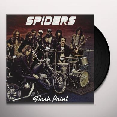 Spiders FLASH POINT Vinyl Record