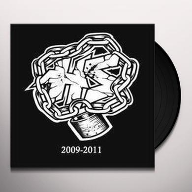 Hardside 2009 - 2011 Vinyl Record