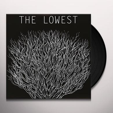 LOWEST Vinyl Record