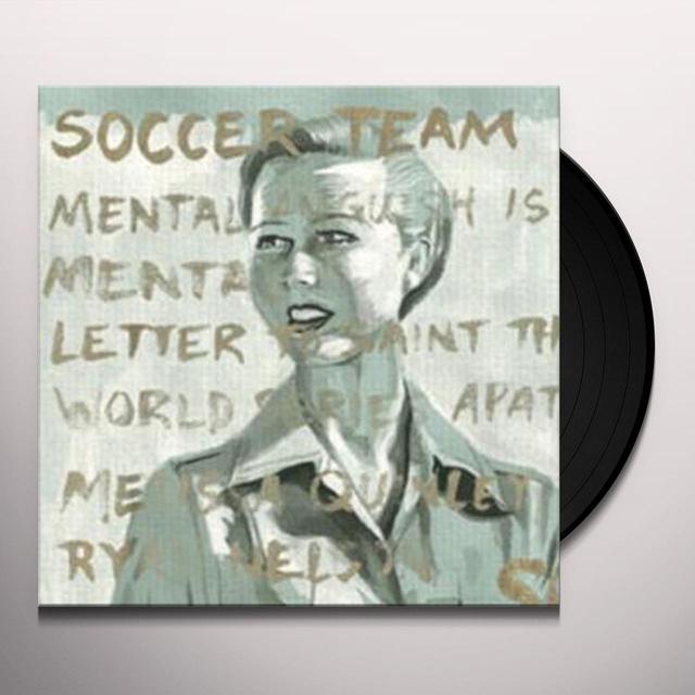 Soccer Team 3 SONG 7 INCH Vinyl Record