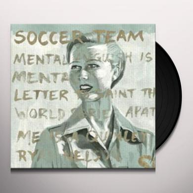 Soccer Team 3 SONG 7 INCH Vinyl Record