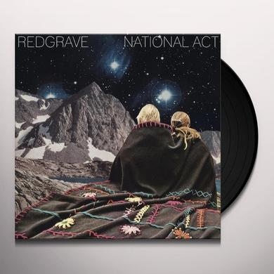 Redgrave NATIONAL ACT Vinyl Record