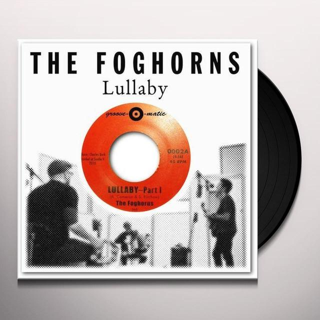 Foghorns LULLABY Vinyl Record