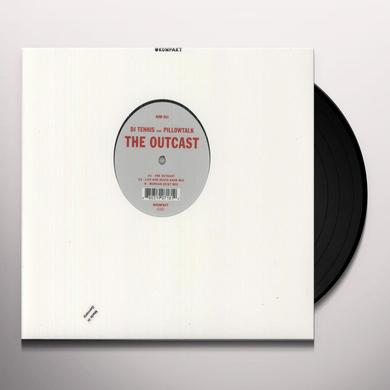 Dj Tennis OUTCAST Vinyl Record