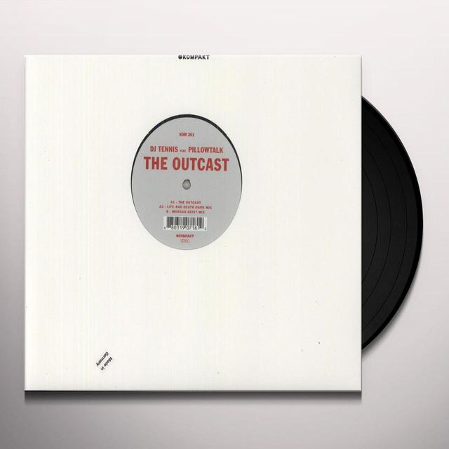 Dj Tennis OUTCAST Vinyl Record