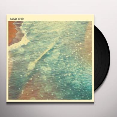 Manual AWASH (EP) Vinyl Record - Limited Edition