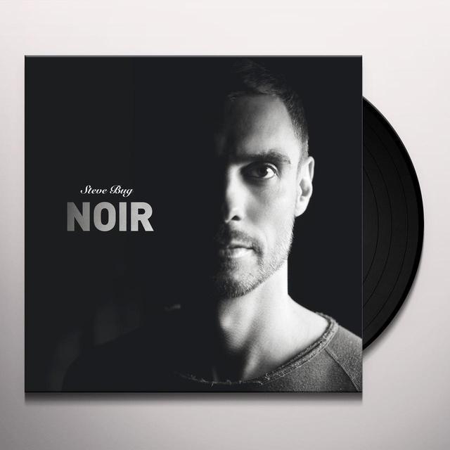 Steve Bug NOIR Vinyl Record