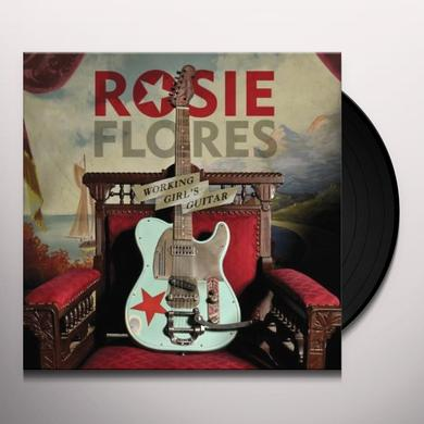Rosie Flores WORKING GIRL'S GUITAR Vinyl Record